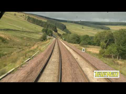 Telerail in the Cab Volume 10 Tweedbank to Edinburgh