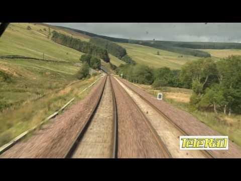 Telerail in the Cab Volume 10 Tweedbank to Edinburgh