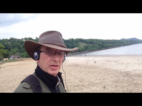 Mudlarking & Metal Detecting on Silver Sands Fife Part 1