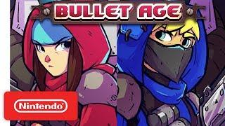 Bullet Age - Teaser Trailer - Nintendo Switch