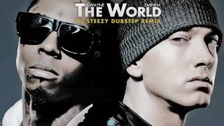 Lil Wayne Eminem - No Love The World  (Dubstep Remix)