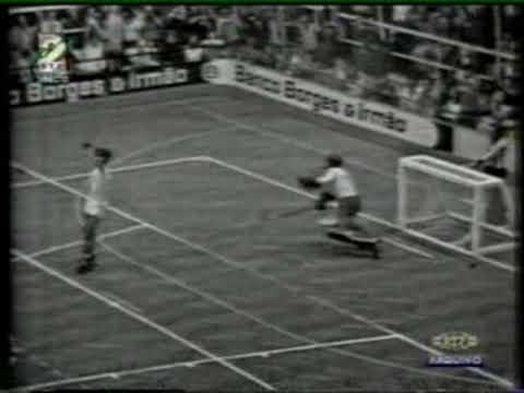 Hoquei Patins :: Portugal - 4 x Espanha - 1 em 1977 Campeonato da Europa