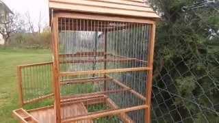 Wooden Birdcage 10