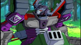 Transformers Armada - 06 - Jungle 3/3 HD
