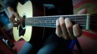 Nhỏ ơi cover guitar by Hồng Trần