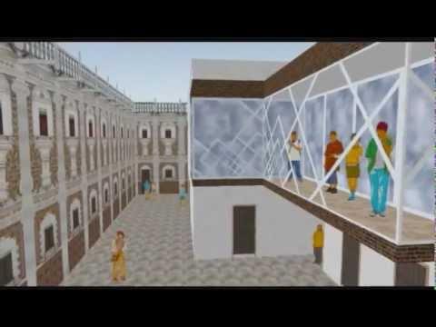 Proyecto de intervenci n patio de los azulejos youtube for Patio de los azulejos