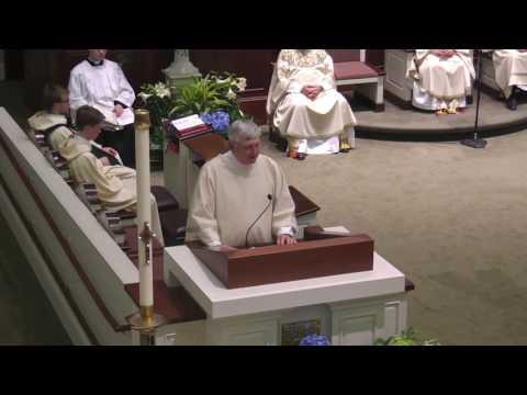Exult ~ Homily at the Easter Vigil ~ Deacon Greg Beckel
