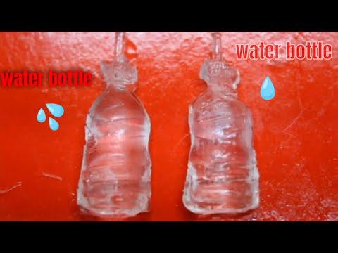 UV Resin DIY small bottle of water