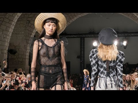 John Galliano | Spring Summer 2019 Full Fashion Show | Exclusive