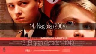 Las mejores películas sobre el tema del régimen nazi