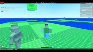 Joshlol818's ROBLOX video