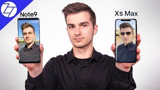 iPhone XS Max VS Galaxy Note 9 - The ULTIMATE Camera Comparison!