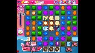 Candy Crush Saga Nivel 1544 completado en español sin boosters (level 1544)