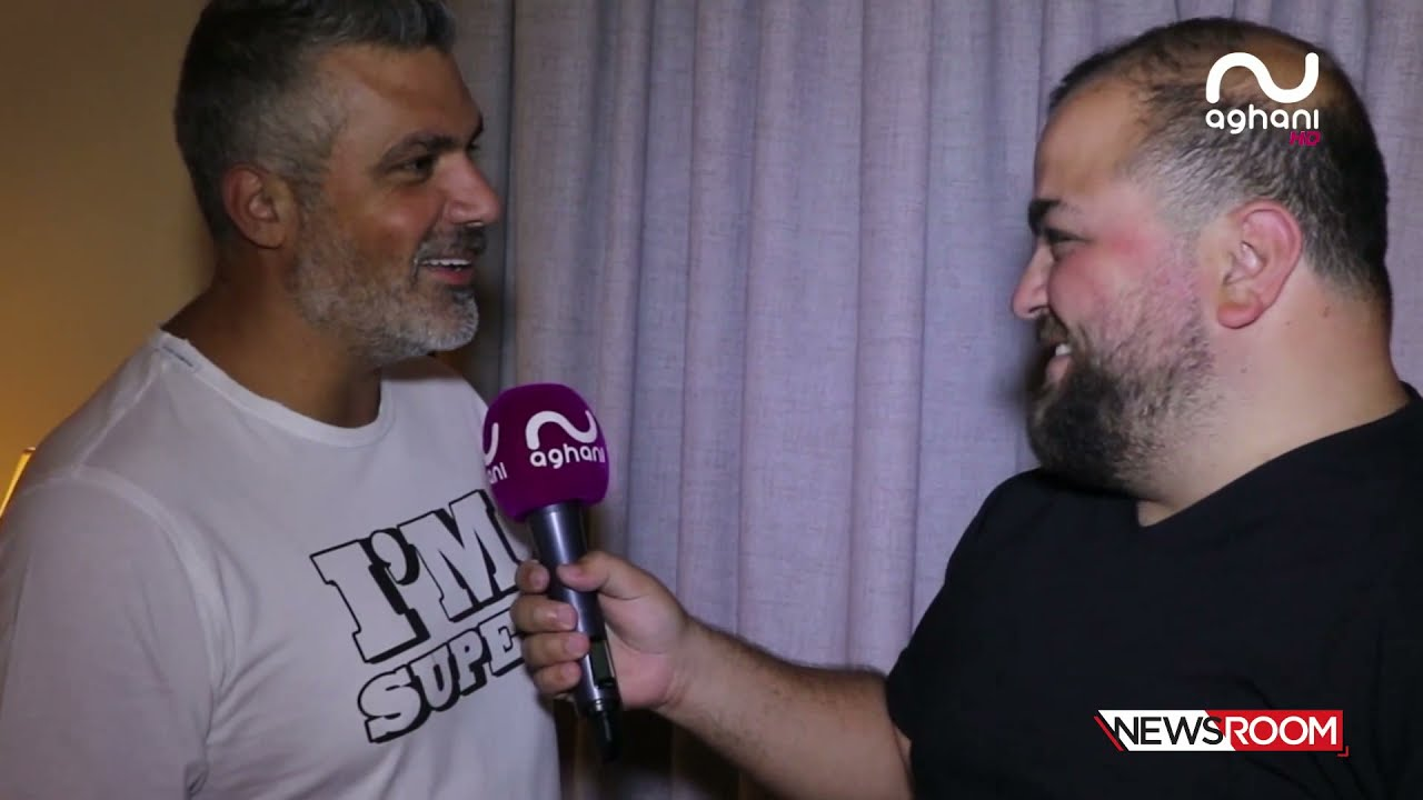 فارس كرم من سوريا: لهذا السبب لا اوافق على دخول ابنتي للمجال الفني.. والسياسيين اللبنانيين جلابيط!