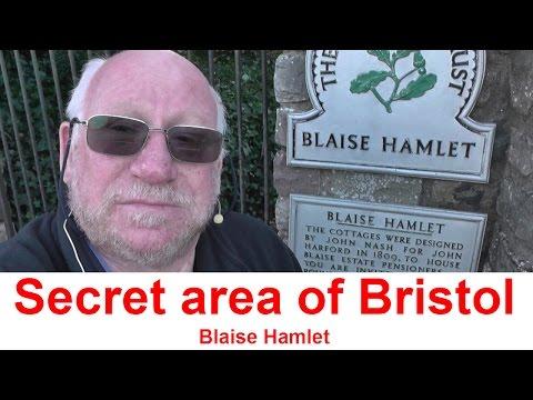 Secret area of Bristol - Blaise Hamlet | 0047-2016
