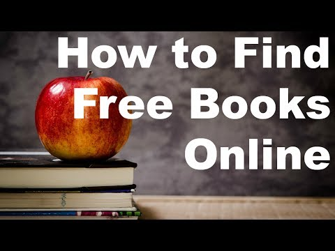 How To Find Free Books Online