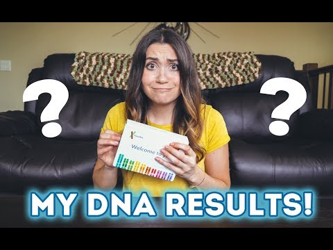 MY DNA RESULTS!! | Where I'm ACTUALLY FROM ??