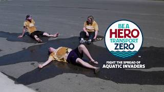 Be a Hero Transport Zero - Remove Weeds