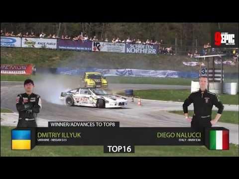 Monster Energy King of Europe Drift ProSeries Round 1- Austria TV Show