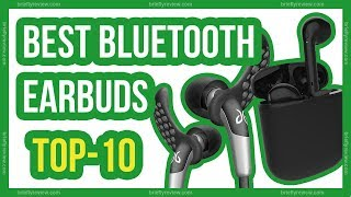 Best bluetooth earbuds 2018 | 10 Best bluetooth earbuds for working out