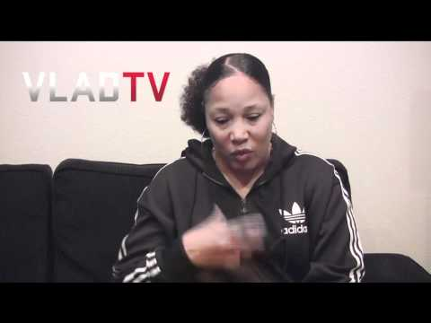 Lady of Rage on Why Dre Left Death Row - YouTube