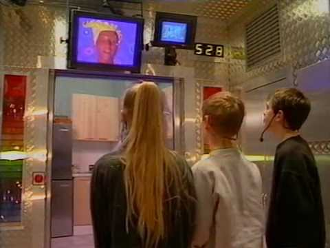 Incredible Games  Series 1 Episode 9 with David Walliams as the lift