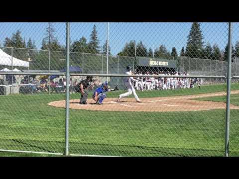 Joe Gillette (4-21-17) vs William Jessup University (Menlo Park, CA)