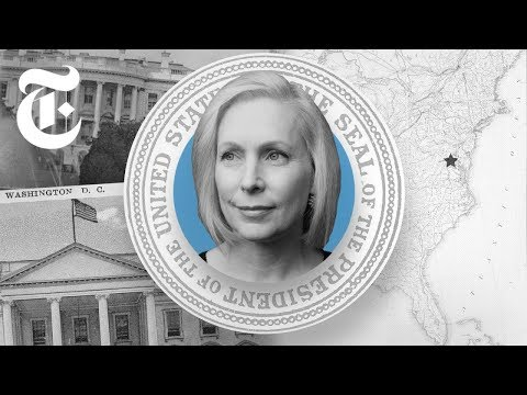Who Is Kirsten Gillibrand? | 2020 Presidential Candidate | NYT News