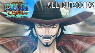 One Piece: Unlimited Adventure - All Cutscenes [English Dub]