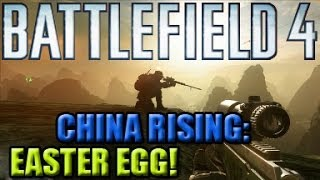 China Rising Easter Egg! (Battlefield 4)