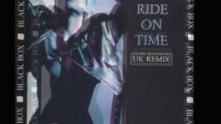 Black Box - Ride On Time - UK Remix - 1989