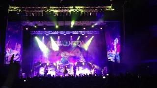 Helloween - Waiting for the thunder - Sofia live 15.03.13