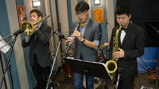 """Bellevue High School Jazz Combo - """"Ceora"""""""