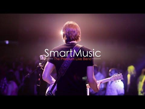 Teaser Smart Music groupe Pop Soul Live Paris