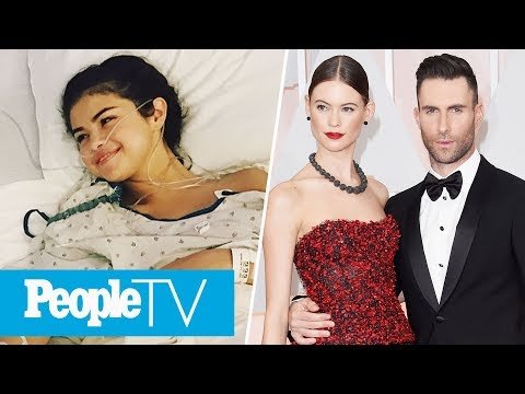 Selena Gomez Gets Kidney Transplant, Adam Levine & Behati Prinsloo Expecting 2nd Child | PeopleTV
