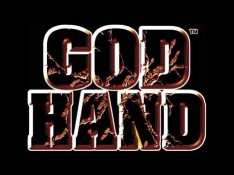 God Hand Menu Theme