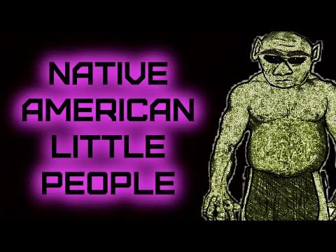 Native American Little People investigation with Robyn Moonshadow