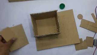 HOW TO MAKE WORKING PAPER HOUSE