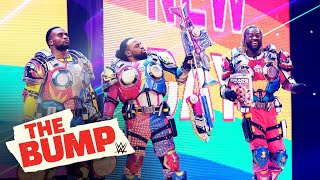 "The New Day open up about starring in ""Gears 5"": WWE's The Bump, Dec. 2, 2020"