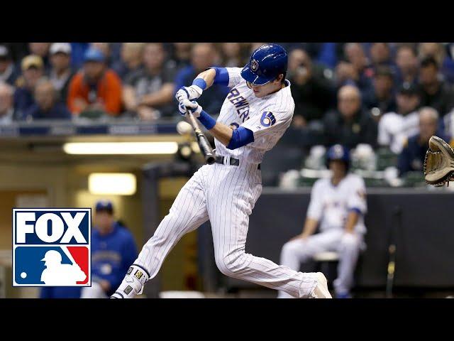 A-Rod and David Ortiz breakdown what makes Christian Yelich so good | FOX MLB