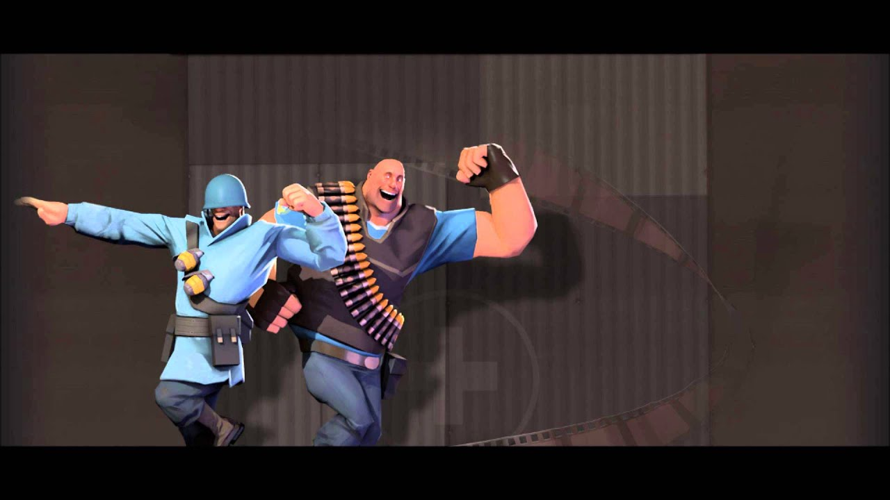 Team Fortress 2 Mannrobics Taunt Song
