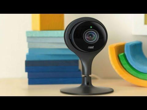 Google Nest Labs unveiled  Nest Cam, a Smart Home Security Camera