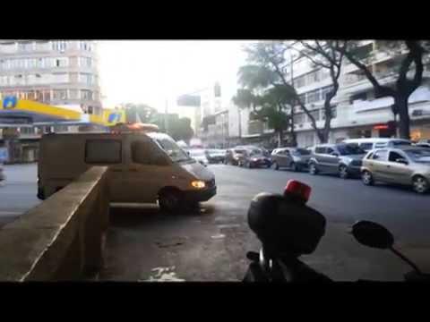 Caos no Trânsito do Rio de Janeiro