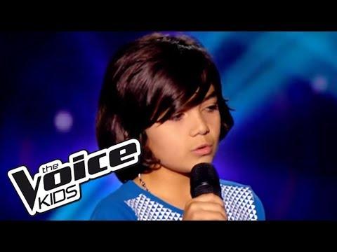 The Voice Kids 2014 | Paul - Le Blues du businessman (Starmania) | Blind Audition