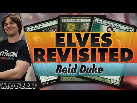 Elves, Revisited - Modern   Channel Reid