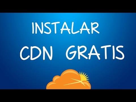 Instalar CDN Cloudflare Gratis en Wordpress