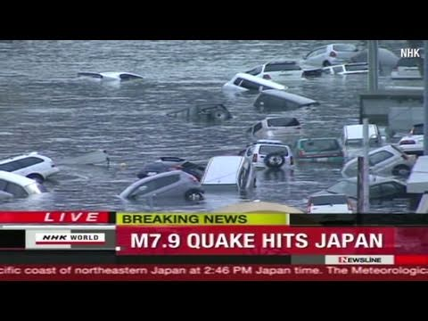 CNN: Live Broadcast Of First Moments Of Quake