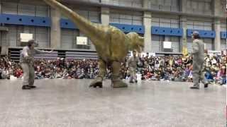 DINO-A-LIVE 驚異の恐竜体験ライブ! thumbnail