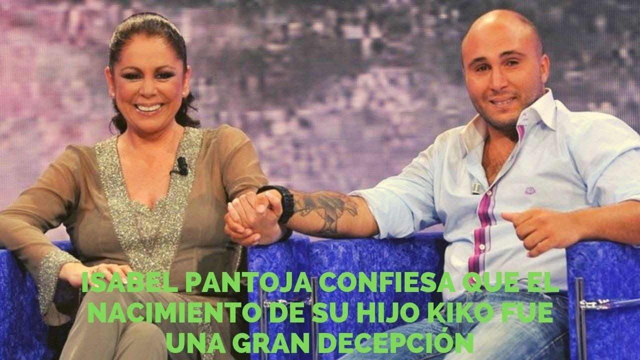 Isabel Pantoja confiesa que el nacimiento de su hijo Kiko fu
