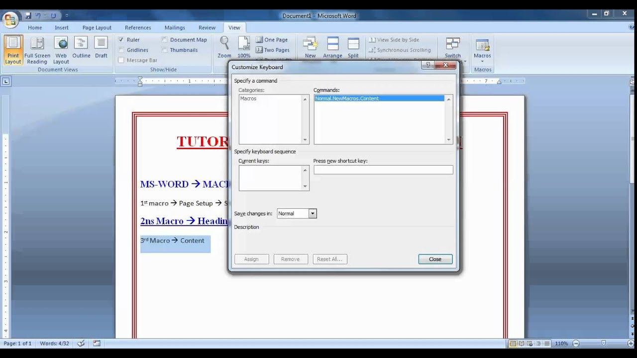 comment on how changes in macro In this tutorial we will see how to edit comment macros in excel vba code editor also find more tutorials related excel macros with examples and file here.